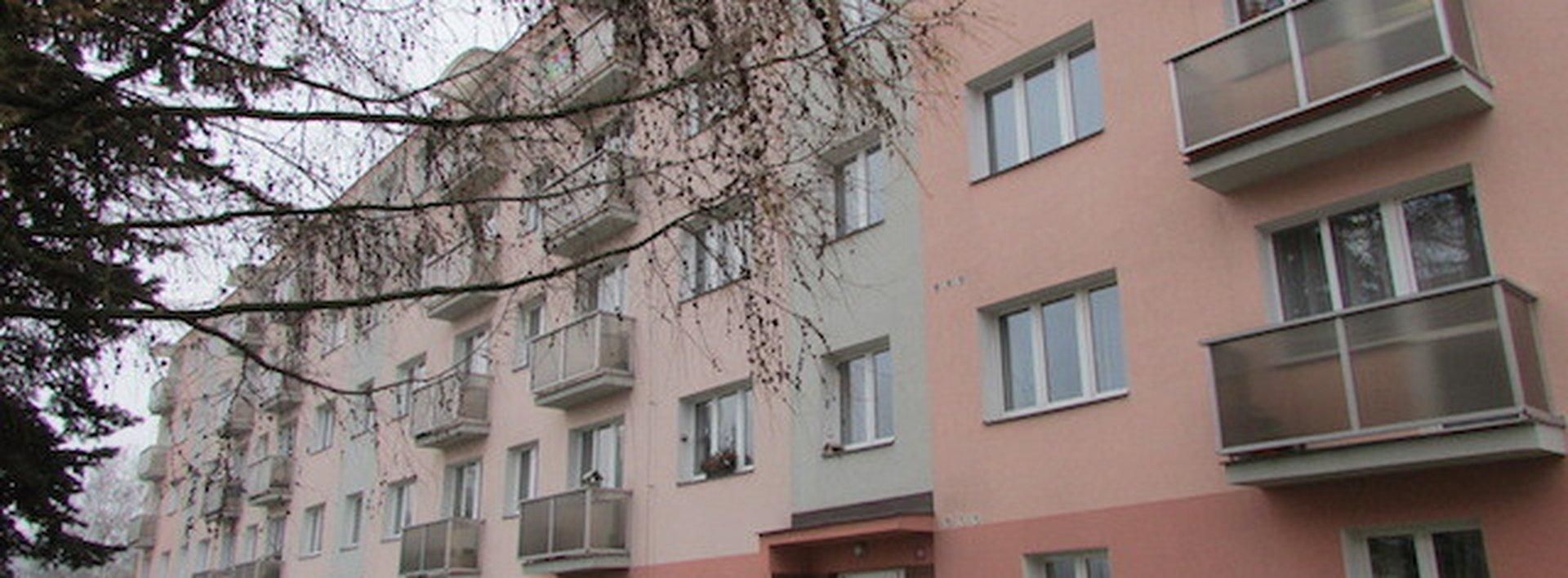 Byt 2+1 s balkonem, 55m² v cihlovém domě, Liberec - Pilínkov, Ev.č.: N46555