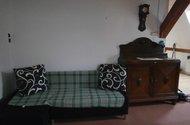 část obývacího pokoje