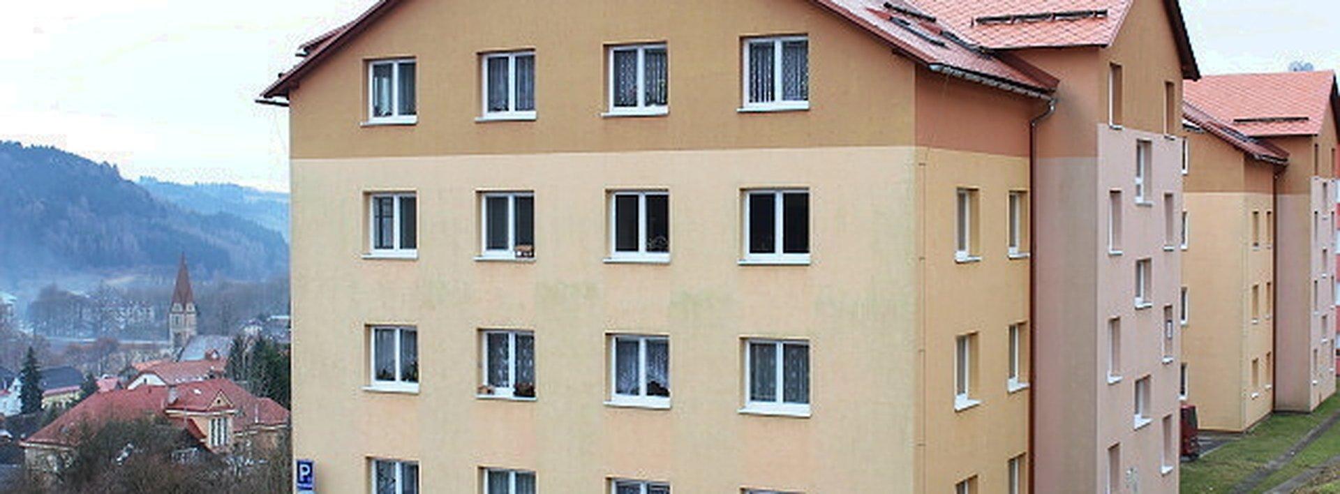 Prodej bytu 2+1 v DV, 67 m2, Velké Hamry., Ev.č.: N46577