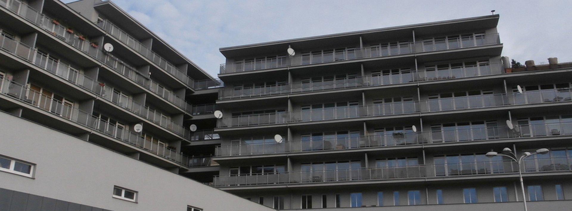 Pronájem bytu 2+kk v novostavbě v centru Liberce, Ev.č.: N46582