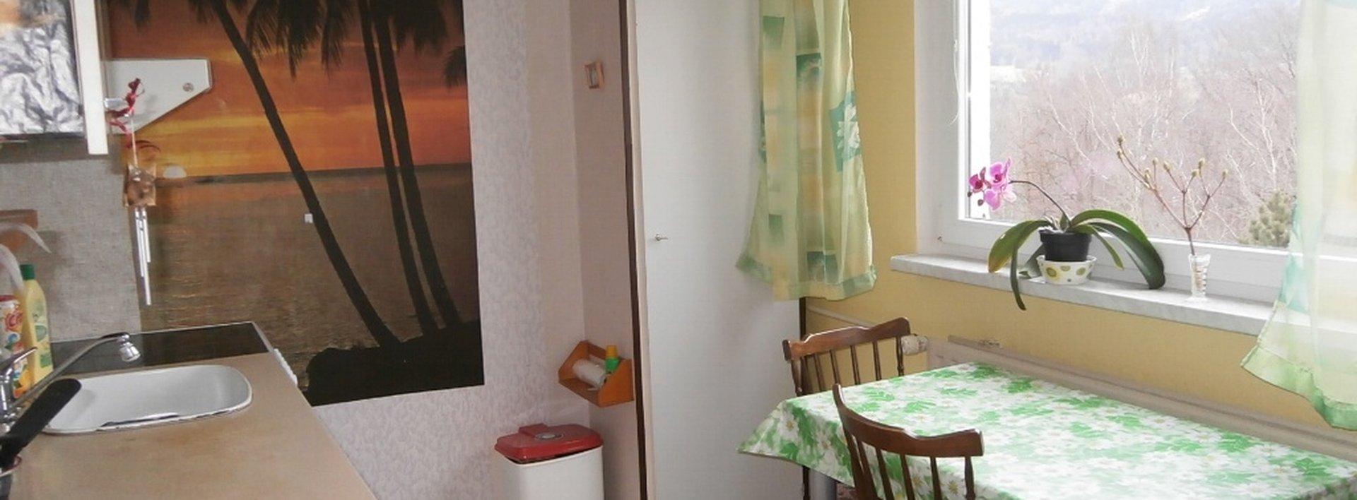 Prodej slunného bytu 2+1 s krásnými výhledy v Liberci, Ev.č.: N46600