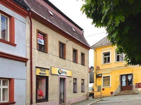 Prodej  činžovního domu, Hodkovice nad Mohelkou