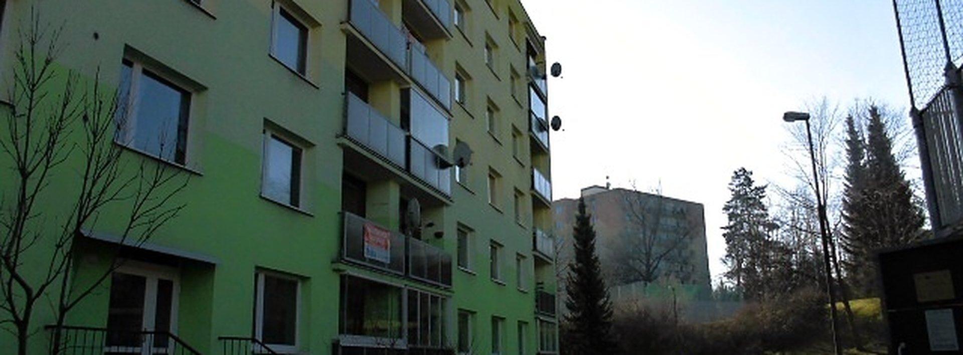 Prostorný a velice slunný byt 2+1+L, v klidné lokalitě Jablonce n/N, Ev.č.: N46640