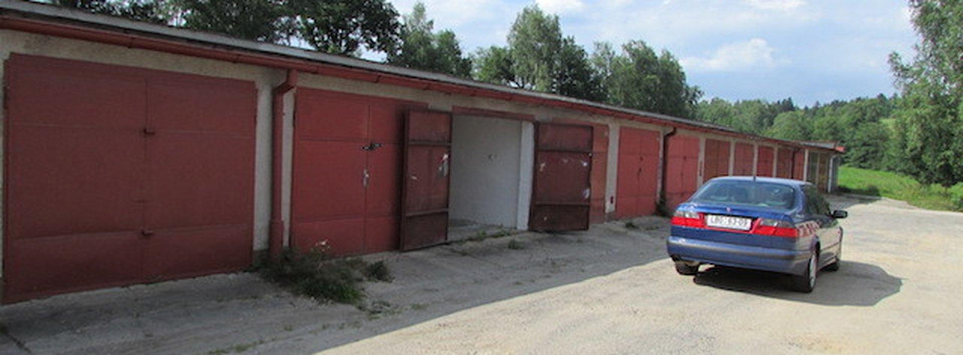 Garáž 24 m², ul. Náhorní - Liberec, Vratislavice nad Nisou, Ev.č.: N46657