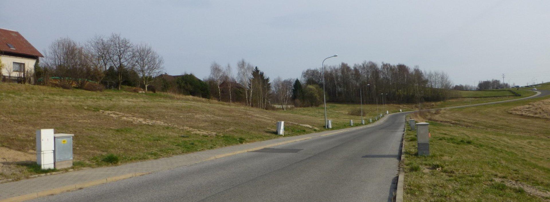 Prodej stavební parcely pro rodinný dům v Liberci Vesci., Ev.č.: N46658