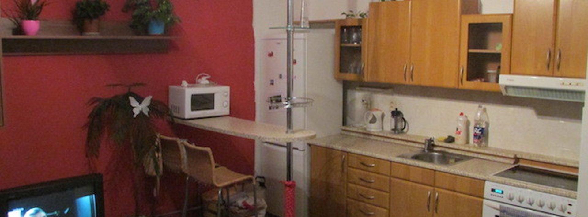 Částečně zařízený byt 2+kk s lodžíí, 58m² - ul. Seniorů, Ev.č.: N46672