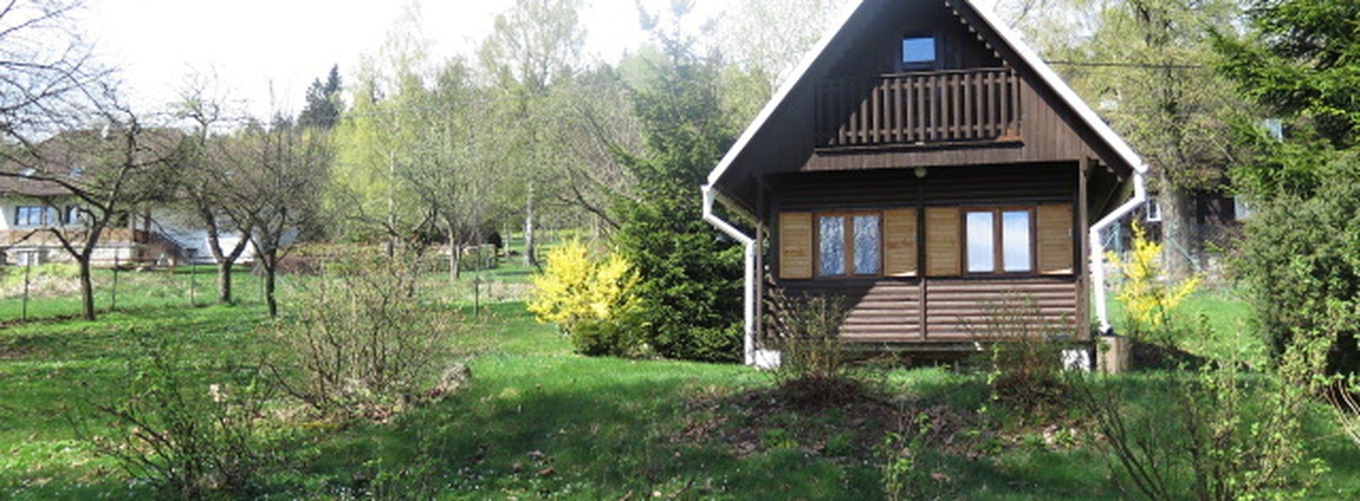 Stylová dřevěná chata v žádané lokalitě, Ev.č.: N46688