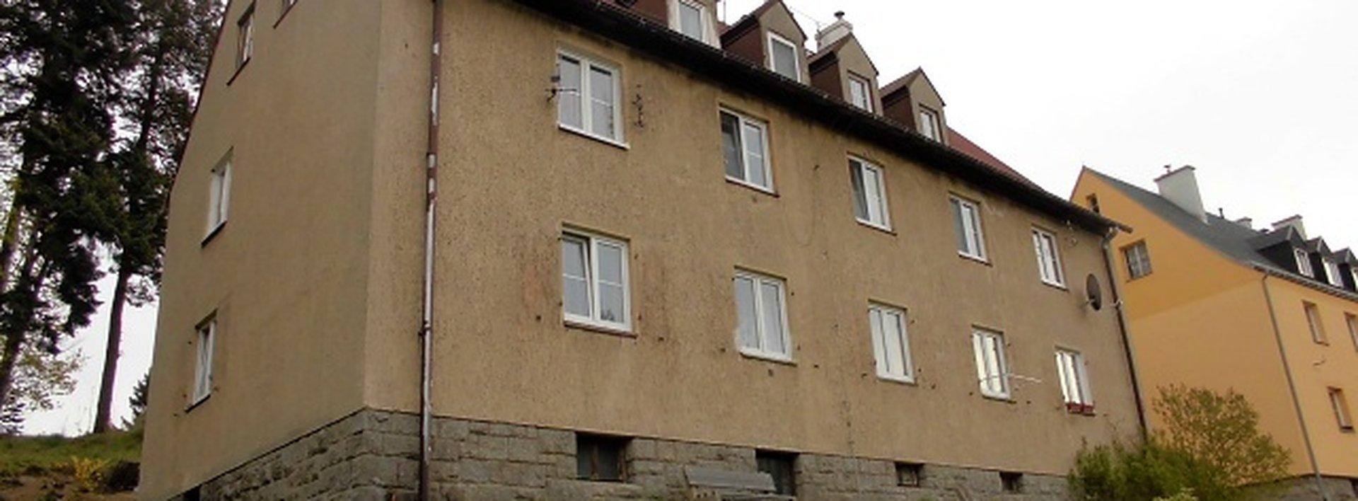 Světlý byt 2+kk v cihlovém domě, klidná lokalita v přírodě, Ev.č.: N46706