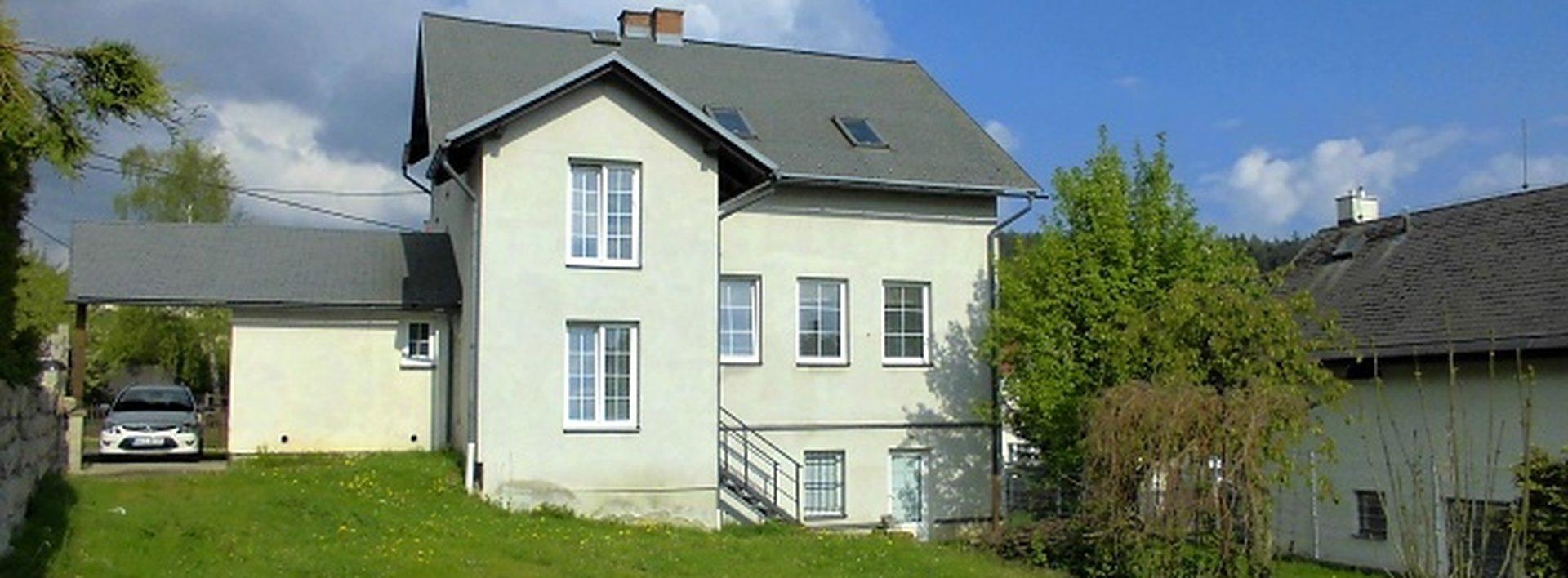 Vícegenerační rodinný dům s možností vlastního podnikání, JBC - Kokonín, Ev.č.: N46721