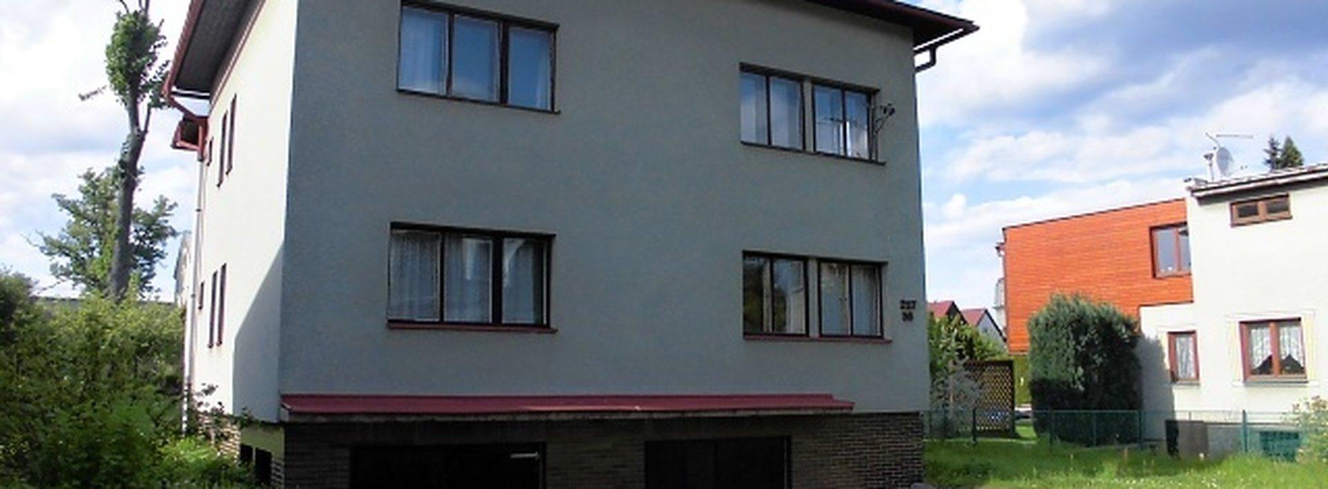 Prostorná rodinná vilka s možností dvougeneračního bydlení, LBC - Křižíkova ul., Ev.č.: N46734