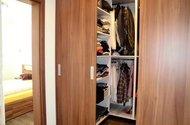 ložnice se šatnou