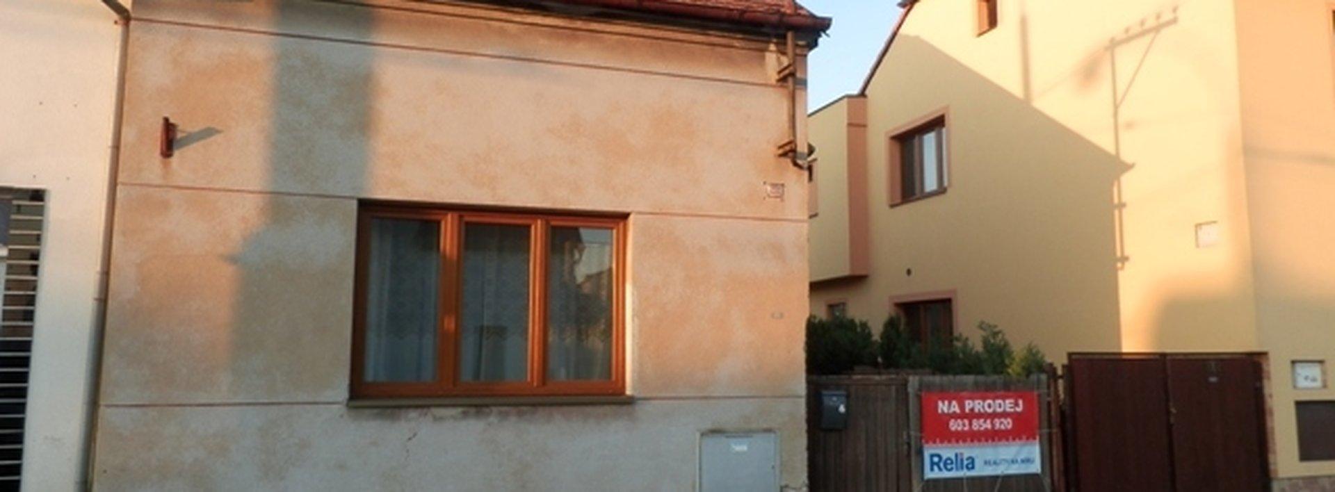 Prodej menšího domu (3+KK) v centru Lázní Bohdaneč, 130m², Ev.č.: N46761