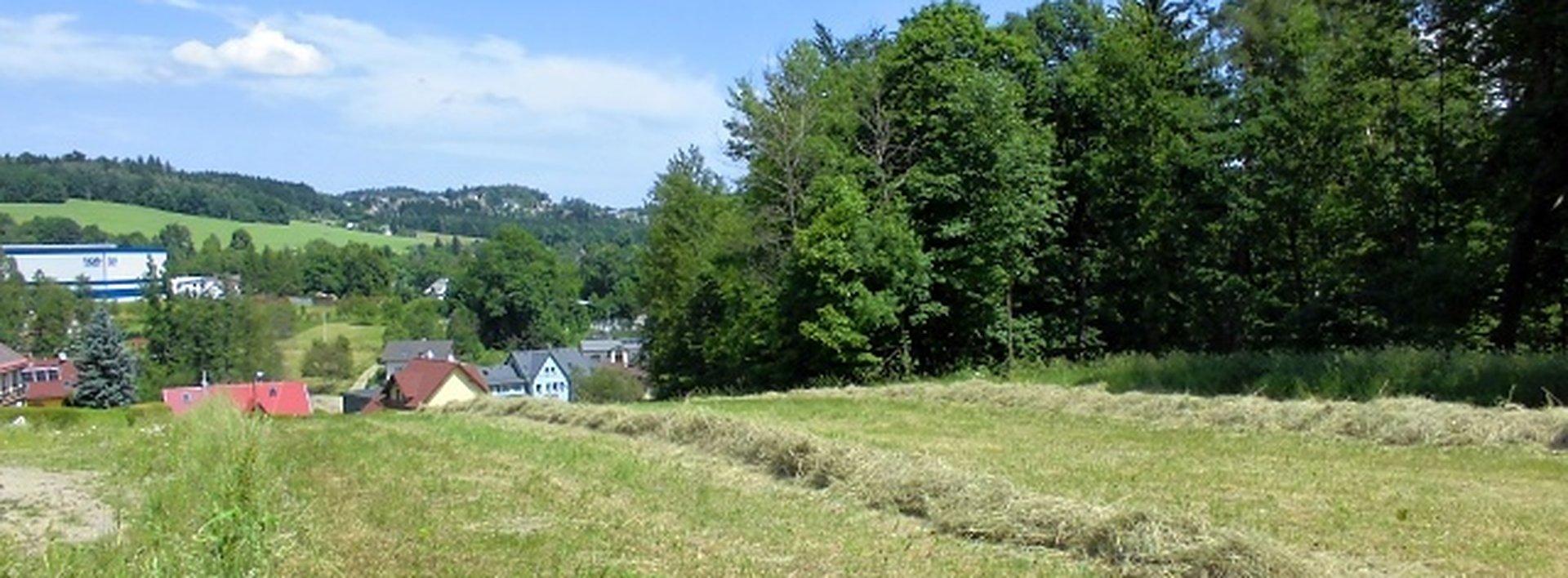 Nové stavební pozemky s možností výběru velikosti, JBC, Ev.č.: N46774