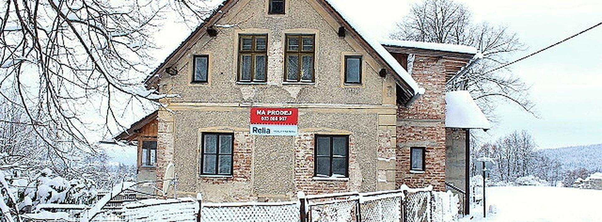 Prodej RD s garáží v obci Lučany nad Nisou., Ev.č.: N46799
