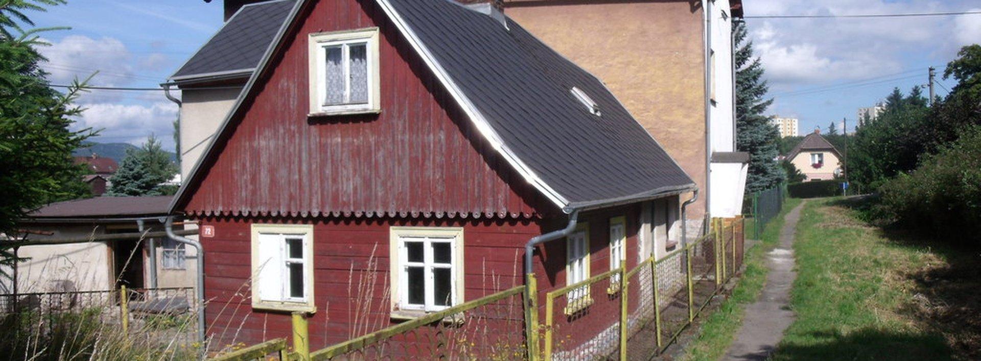 Prodej menšího rodinného domu v Hrádku nad Nisou, Ev.č.: N46802
