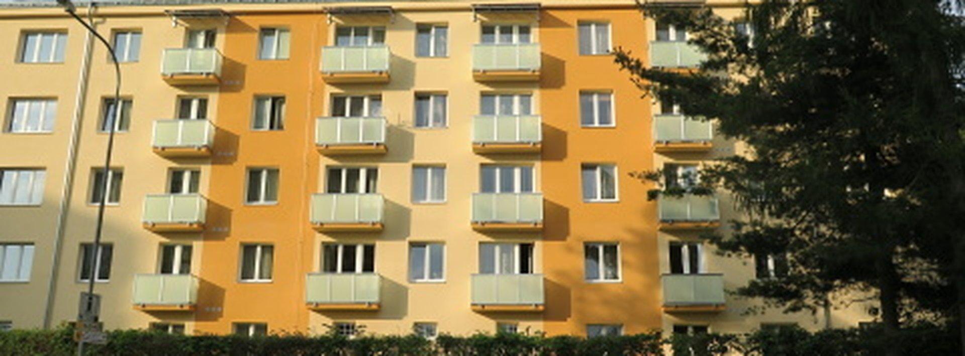 Byt 2+1 v cihlovém domě v centru Jablonce, Ev.č.: N46805