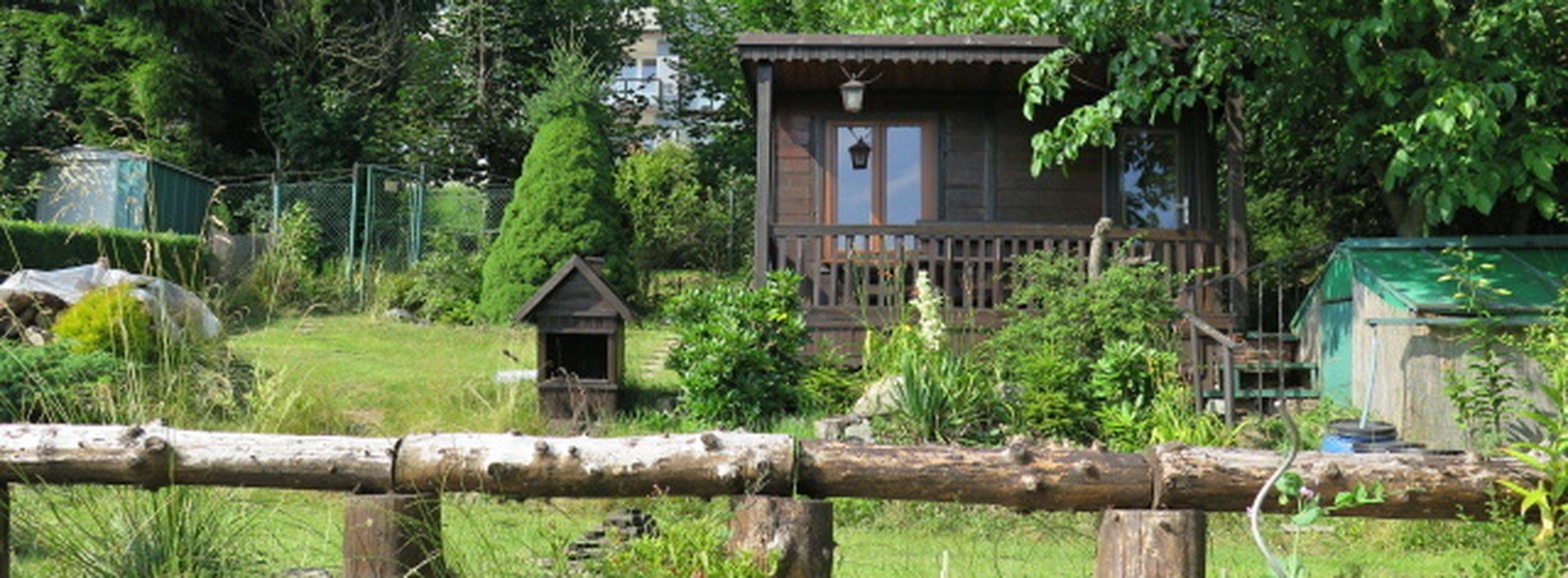 Zahrada s chatkou k rekreaci, Ev.č.: N46810