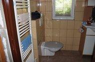 WC v koupelně.