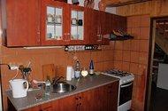 Kuchyňská linka.