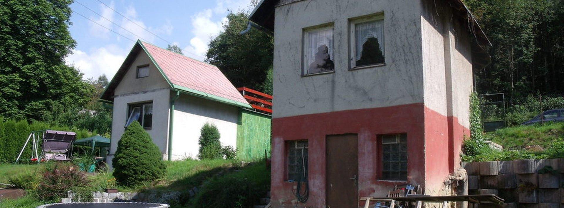 Prodej zděnné rekreační chaty ve Vesci - Liberec, Ev.č.: N46829