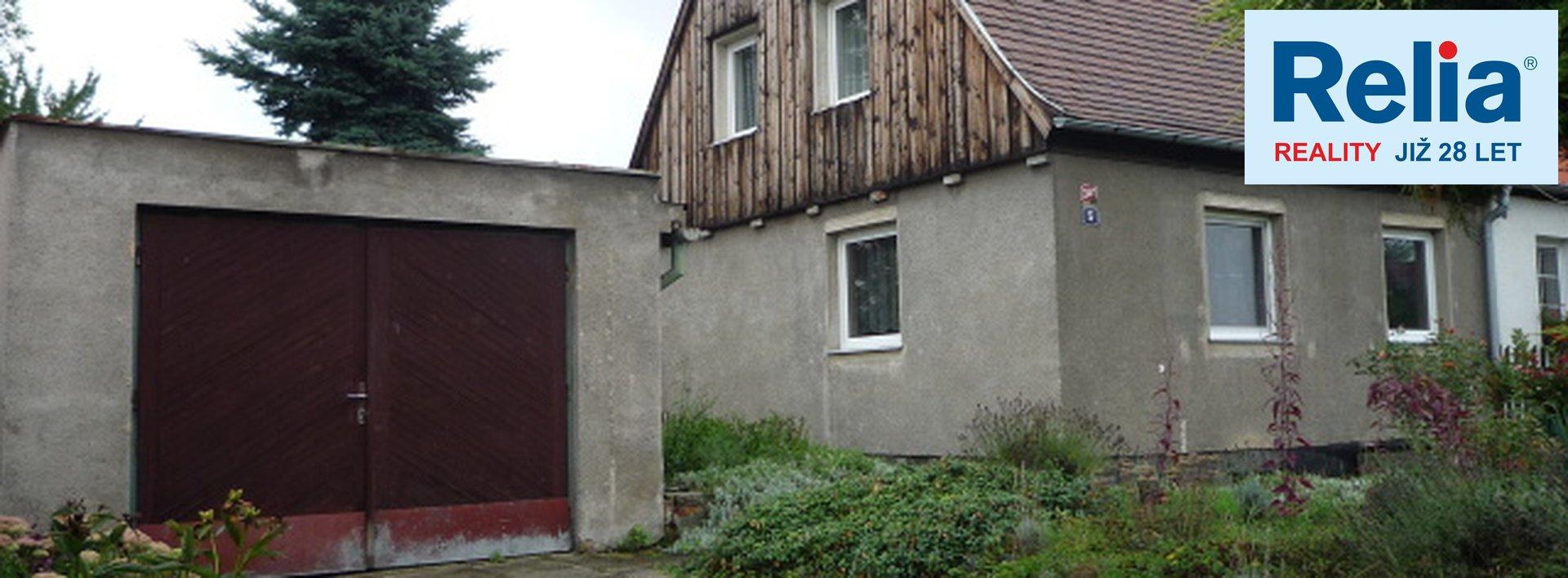 Prodej rodinného domu se zahradou a garáží v Bílině, ul. Na Výsluní, Ev.č.: N46838