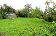 N46848 zahrada se skleníkem