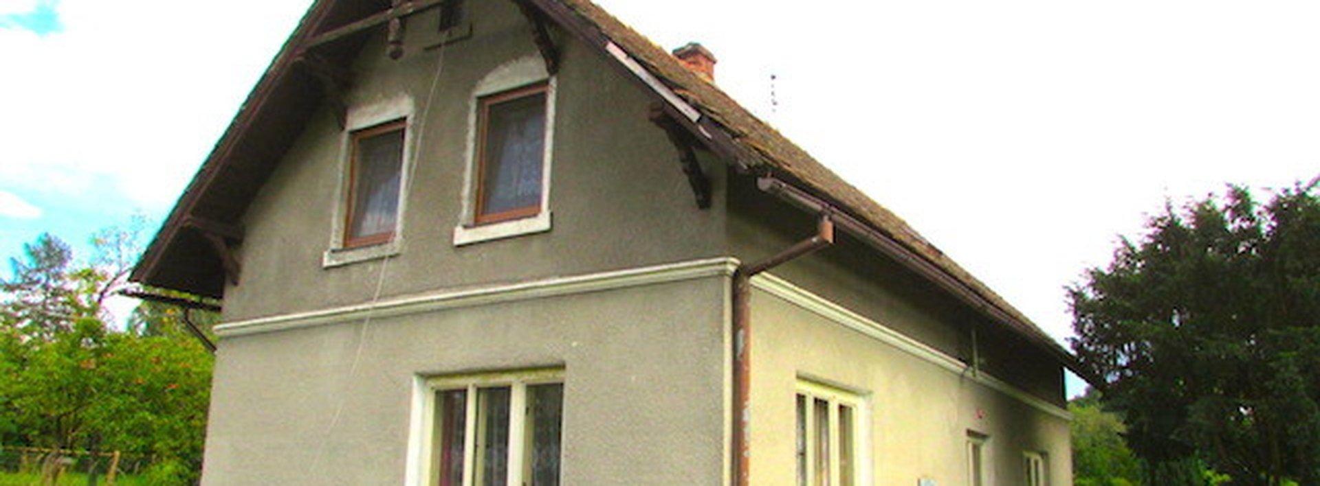 Prodej domu s velkou slunnou zahradou v Oldřichově na Hranicích, Ev.č.: N46848