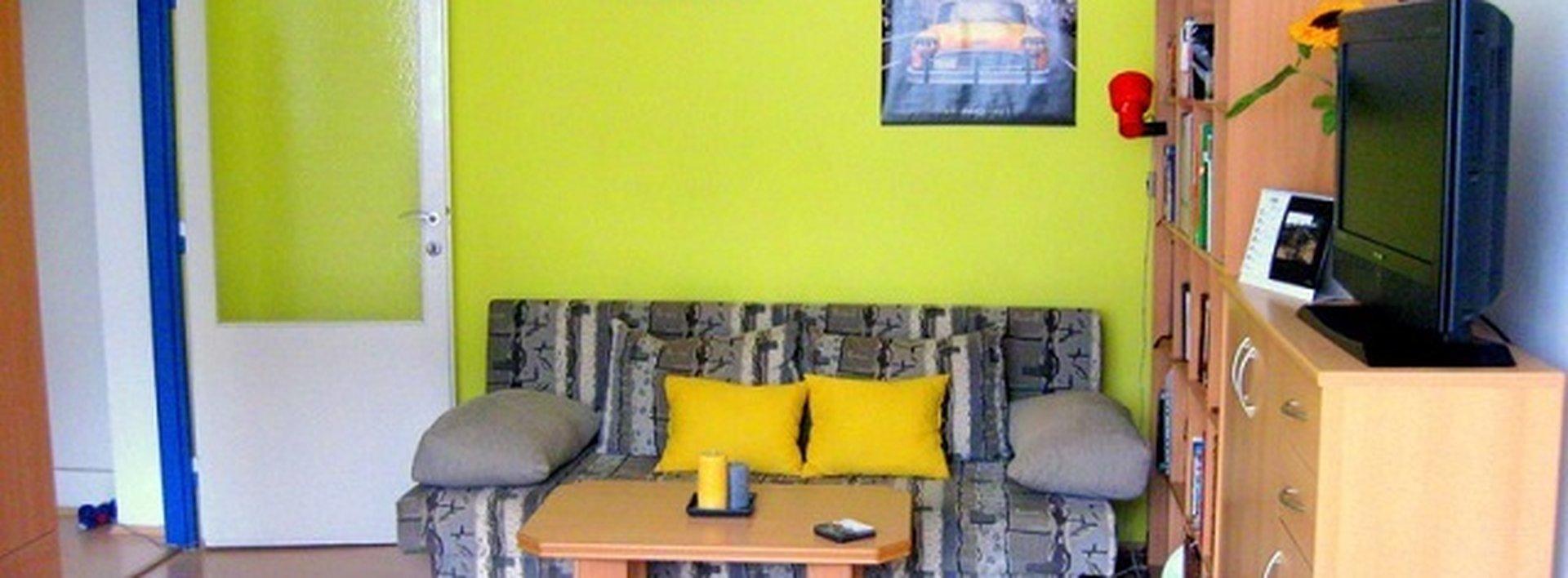 Dlouhodobý pronájem zařízeného bytu 1+1, 40m² v Liberci, Ev.č.: N46859
