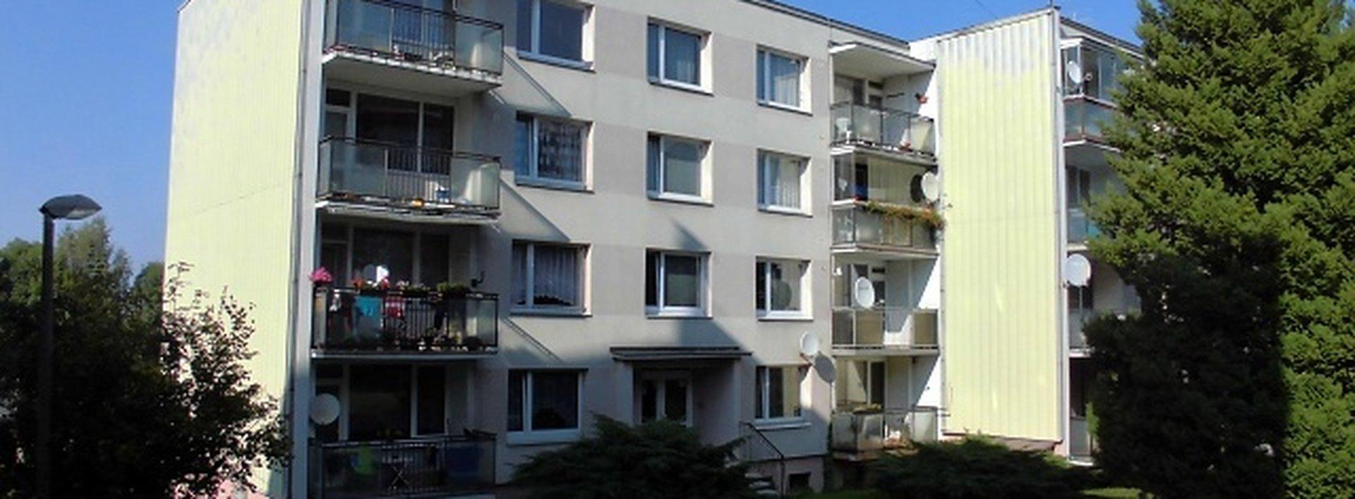 Atraktivní byt 3+1+L v lokalitě se spoustou zeleně, LBC - ul. Lounská, Ev.č.: N46873
