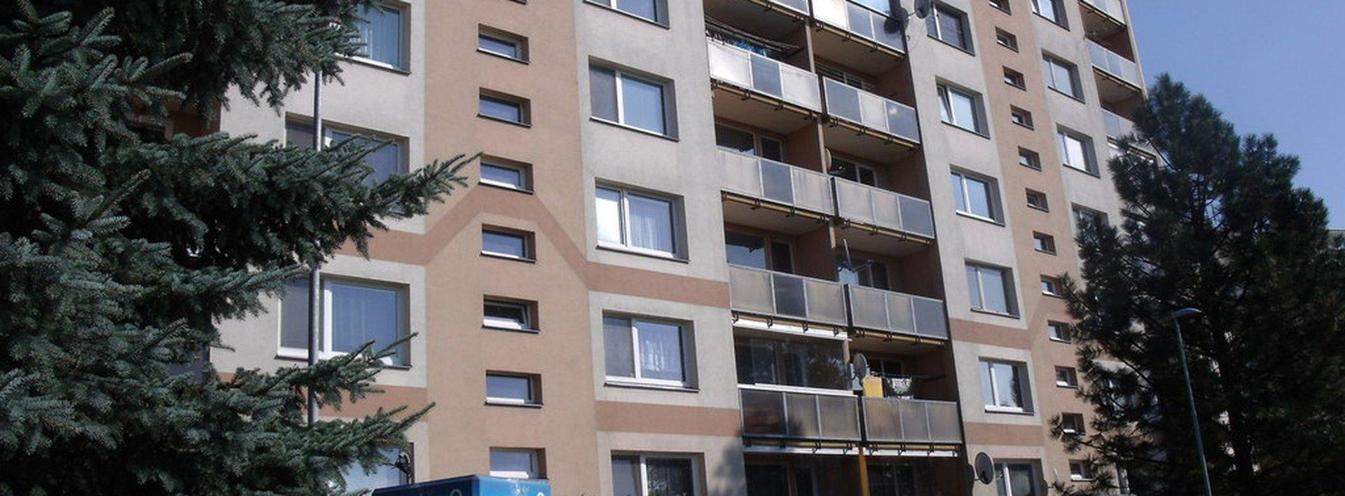 Prodej hezkého bytu 3+1/L v Hrádku nad Nisou - ul. Pod Tratí, Ev.č.: N46876