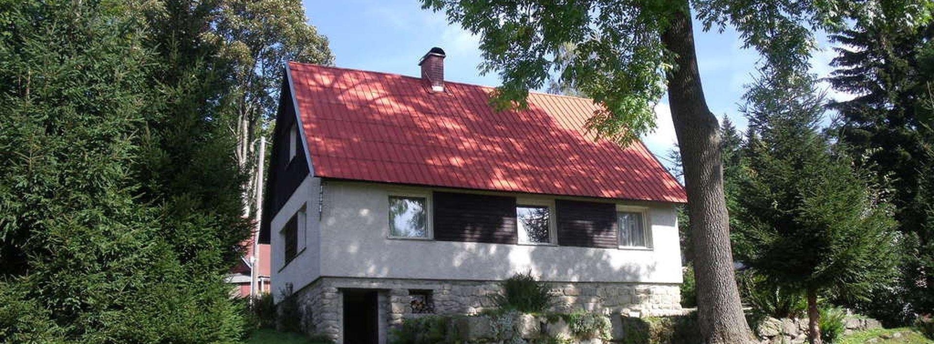 Prodej pěkné rekreační nemovitosti v atraktivní lokalitě u Kořenova, Ev.č.: N46898