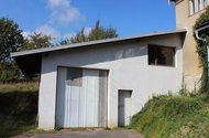 Přístavba - garáž s dílnou.