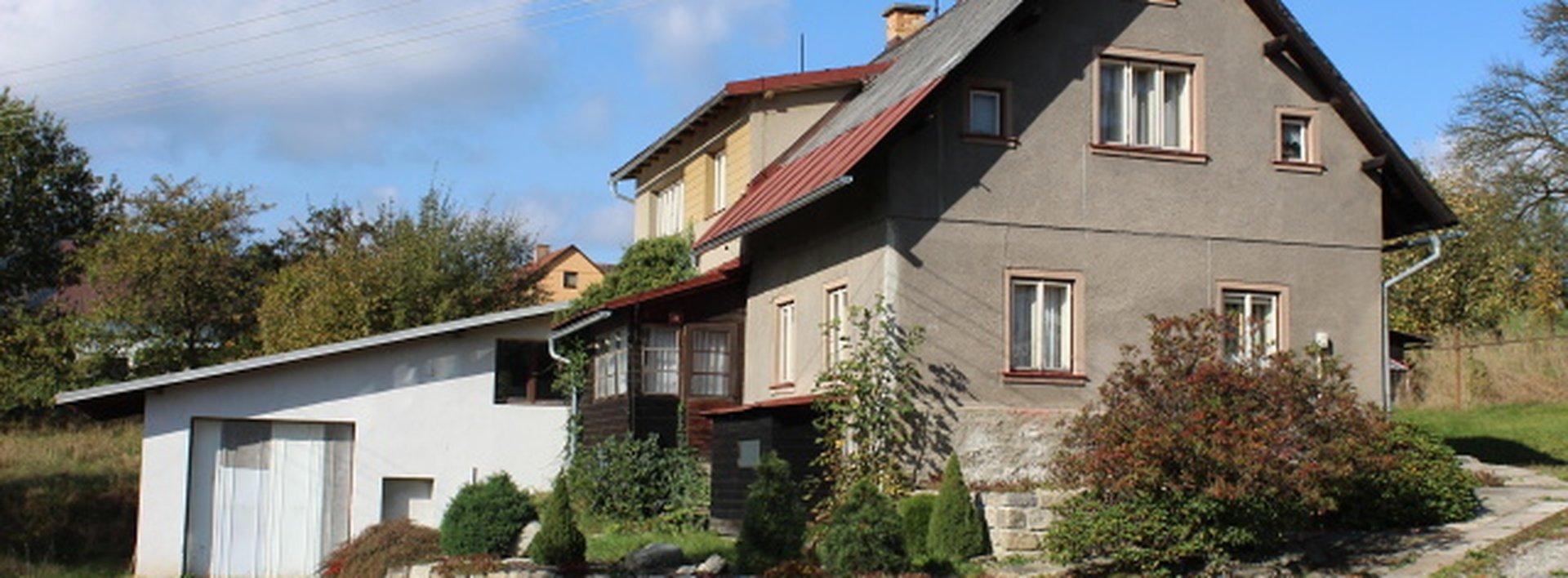Prodej RD Velké Hamry - Bohdalovice., Ev.č.: N46958