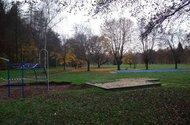 Krásný park u Jizery