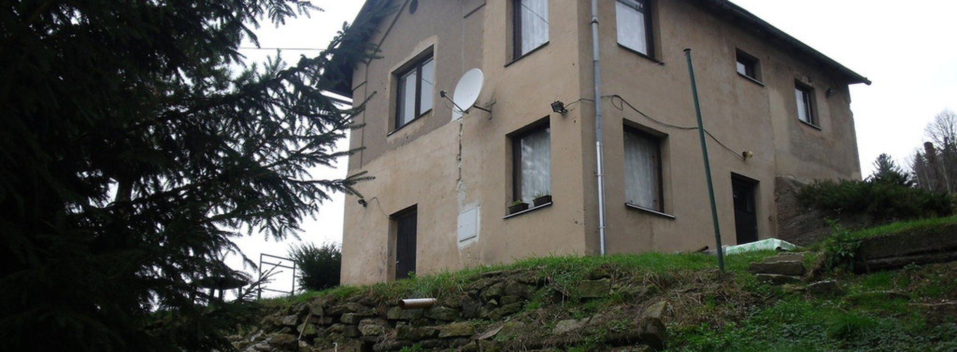 Prodej nemovitosti pro romantiky - Dolánky u Turnova, Ev.č.: N46961
