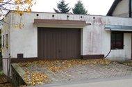 Přístavba garáže a dílny