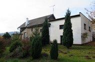 Zadní část domu