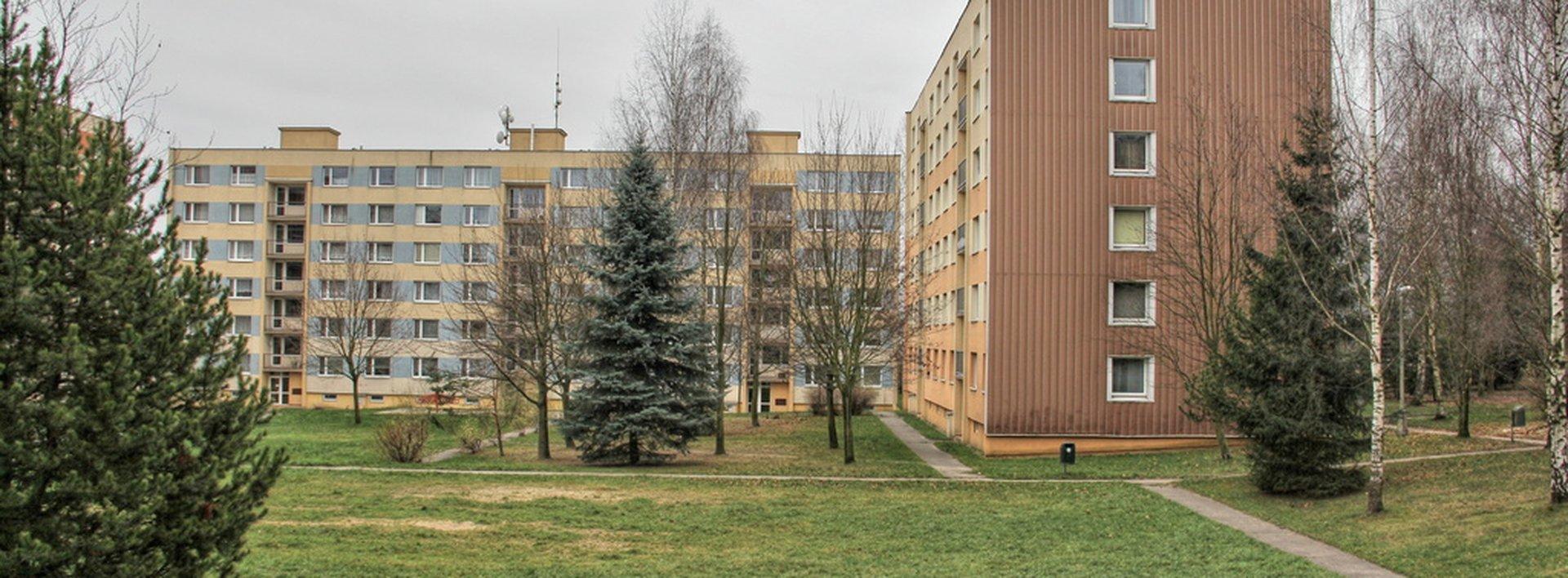 Výjimečná investiční příležitost, napojení na centrální plynový kotel, byt 1+1, 36 m², Ev.č.: N46986