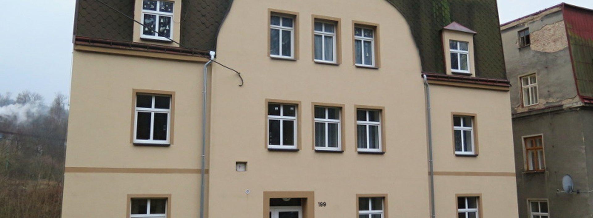 Byt 2+1 v cihlovém, zrekonstruovaném domě, Ev.č.: N46997