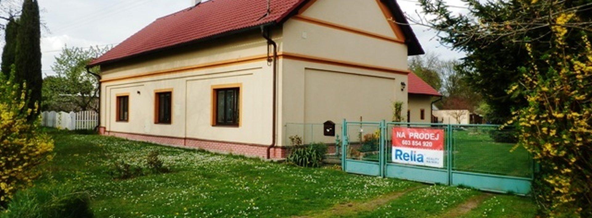 Příjemný dům v Černé u Bohdanče, 1985 m², Ev.č.: N47048