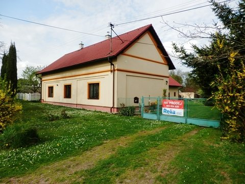Prodej rodinný dům v Černé u Bohdanče