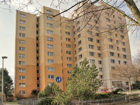 Pronájem bytu 1+kk Liberec Borový vrch