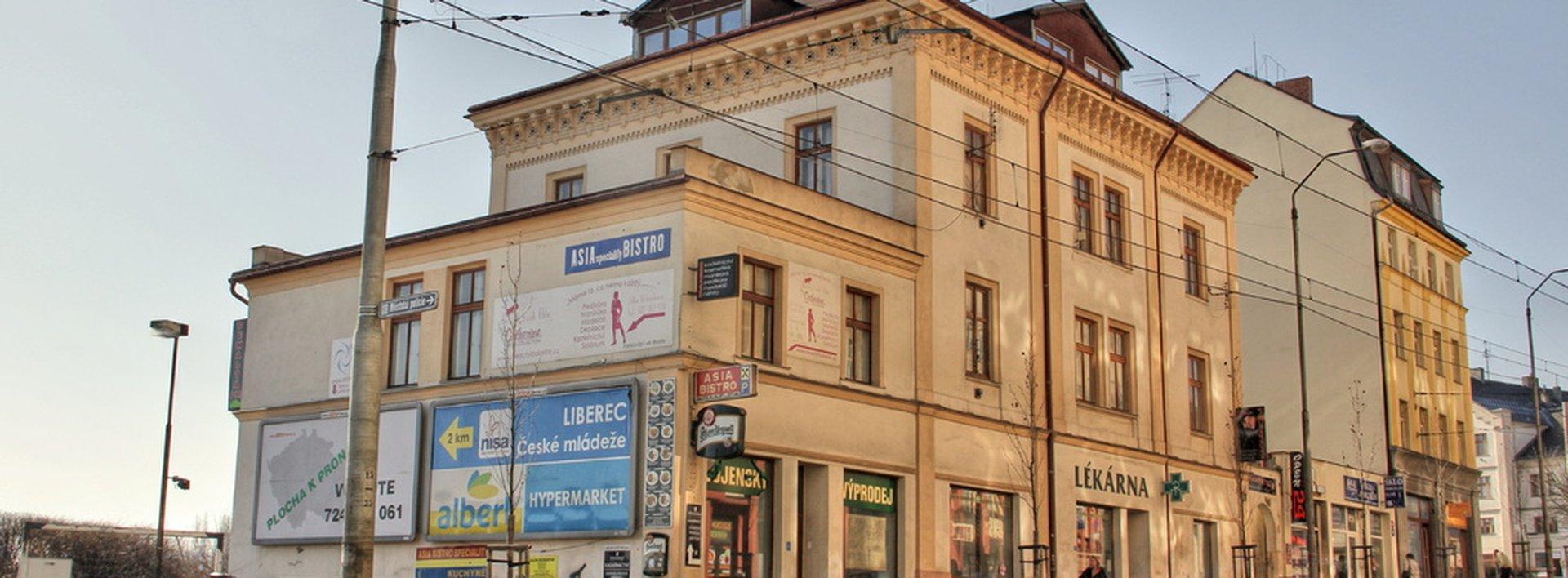 Prodej nájemní dům, 950 m², Ev.č.: N47149