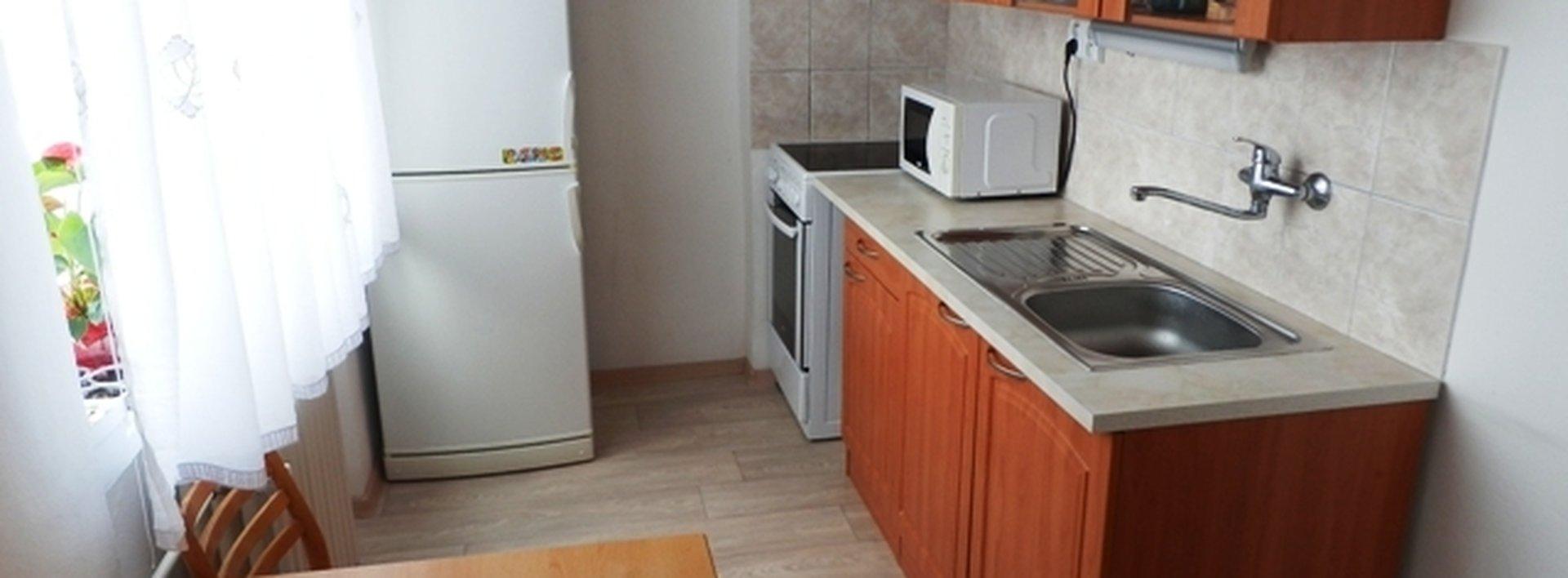 Pronájem zrekonstrouvaného bytu 2+KK v Lázních Bohdaneč, 63 m², Ev.č.: N47180