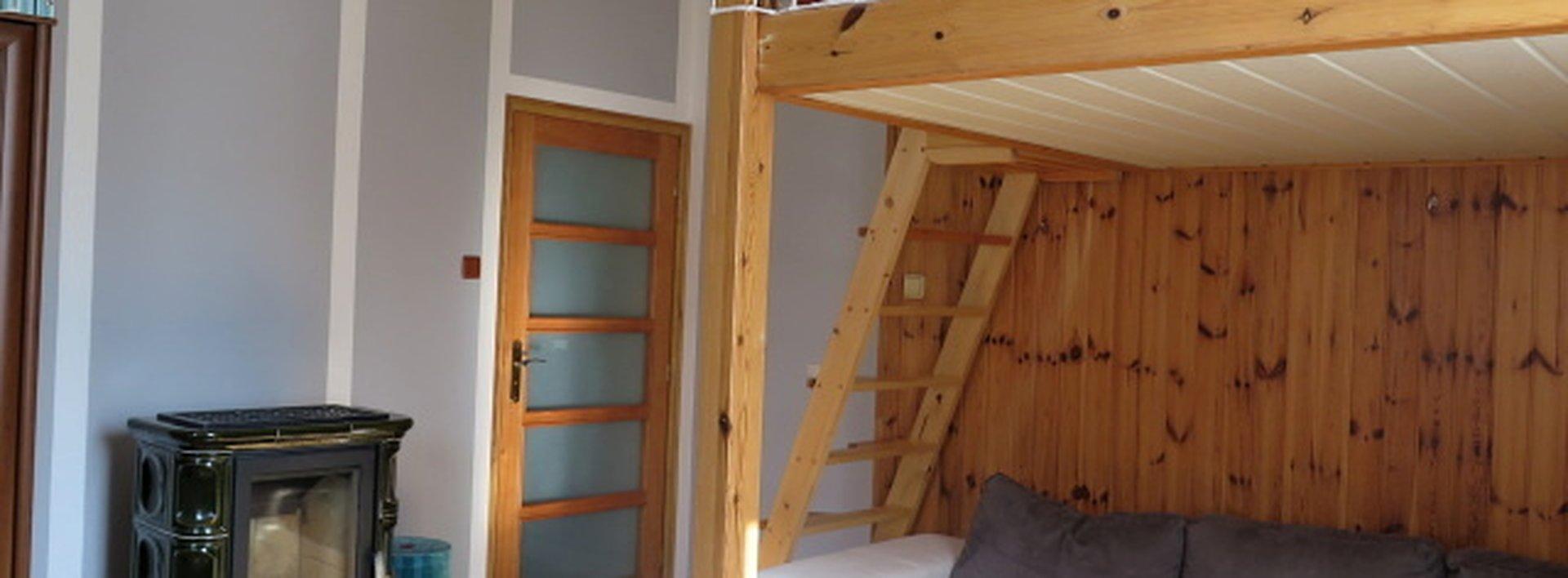 Zrekonstruovaný byt v cihlovém domě, Ev.č.: N47185