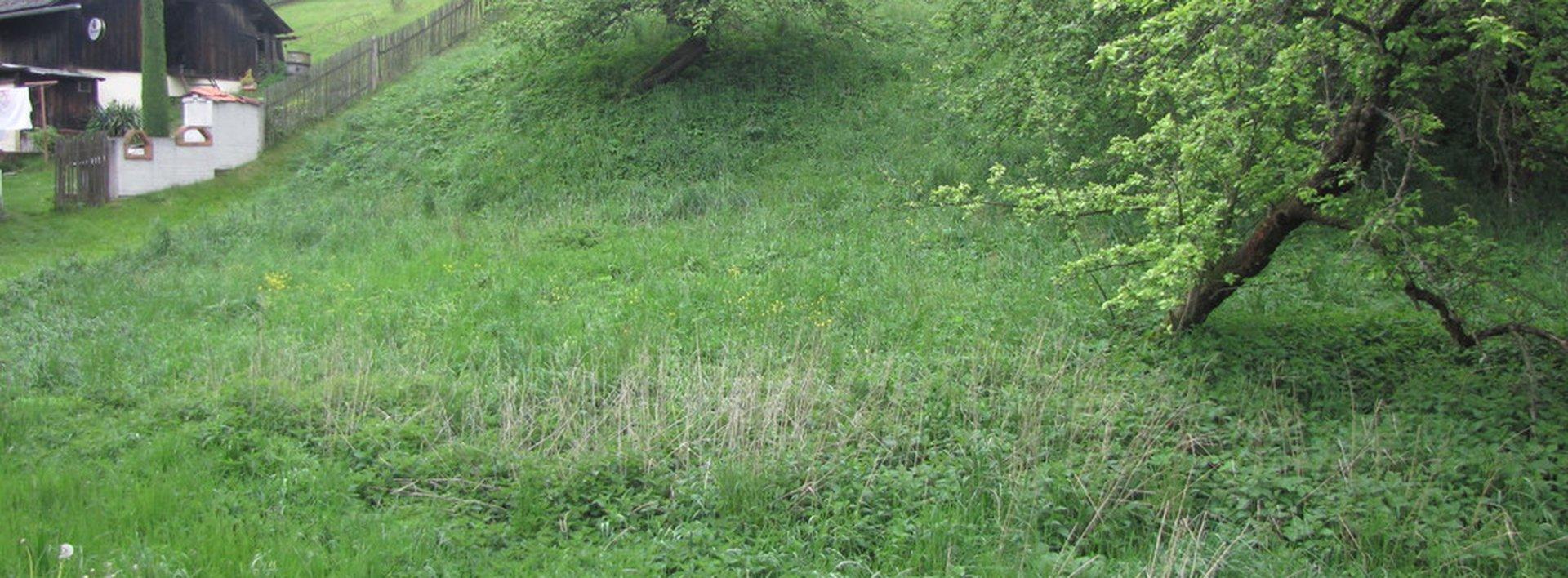 Prodej stavebního pozemku v klidném venkovském prostředí, Ev.č.: N47187