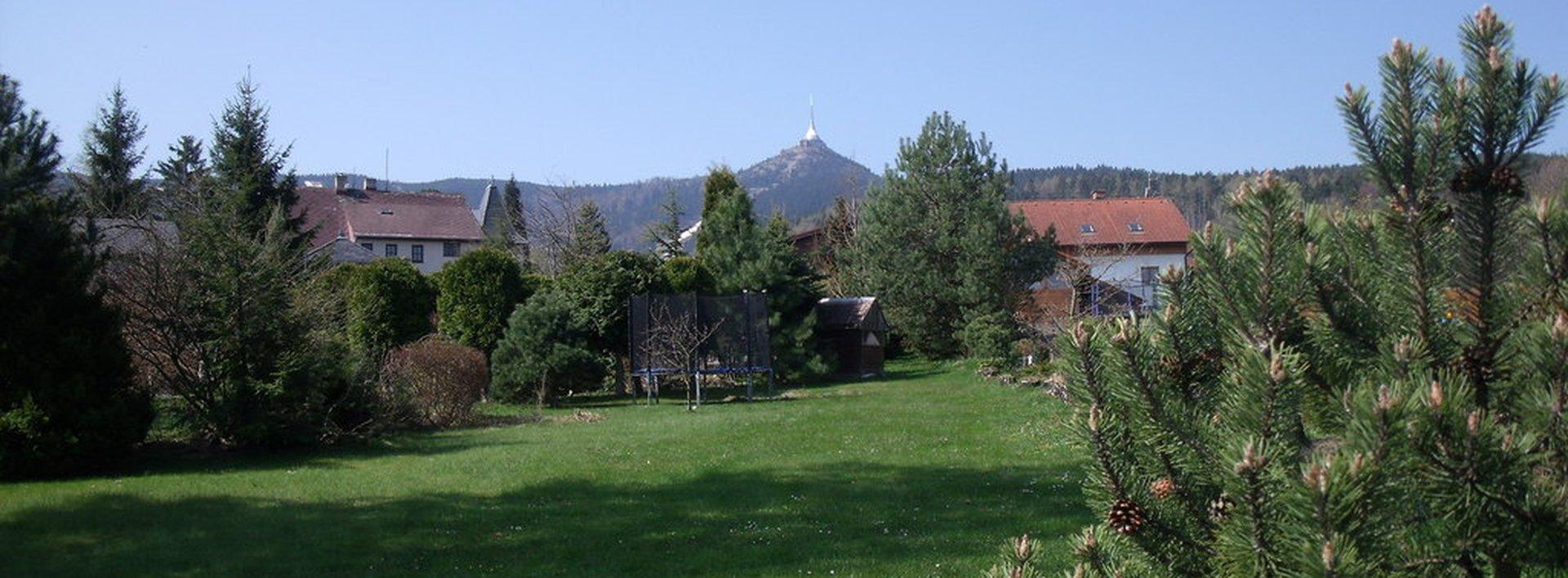 Krásný, slunný pozemek v Liberci - Horním Hanychově, Ev.č.: N47206