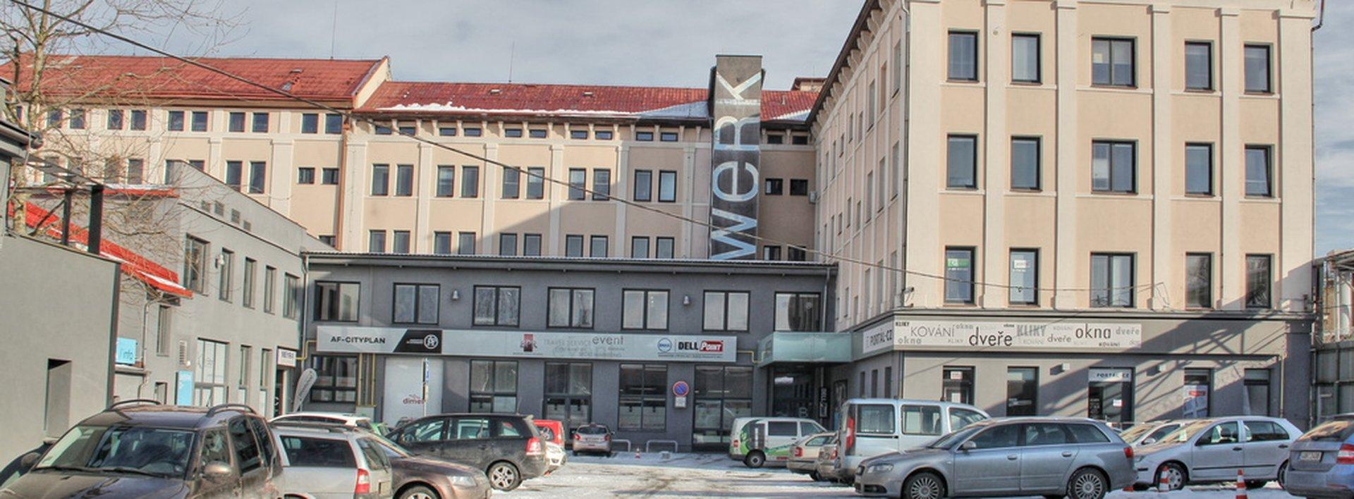 Pronájem Kanceláře 25 m², Ev.č.: N47209