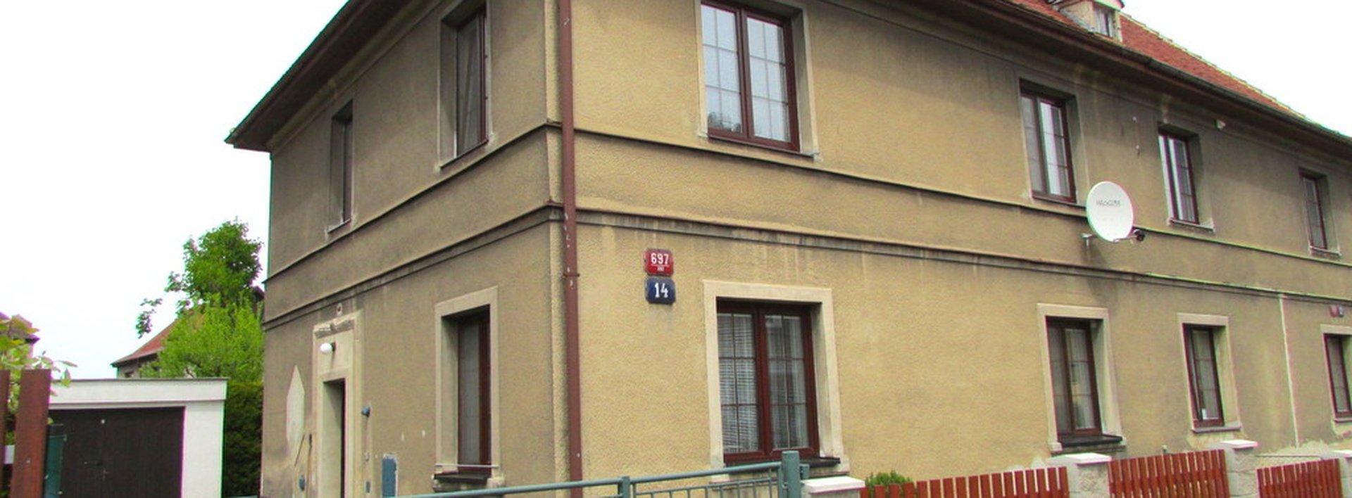 Prodej rodinného domu se zahradou ve vilové čtvrti - Liberec, Jeřáb, Ev.č.: N47231