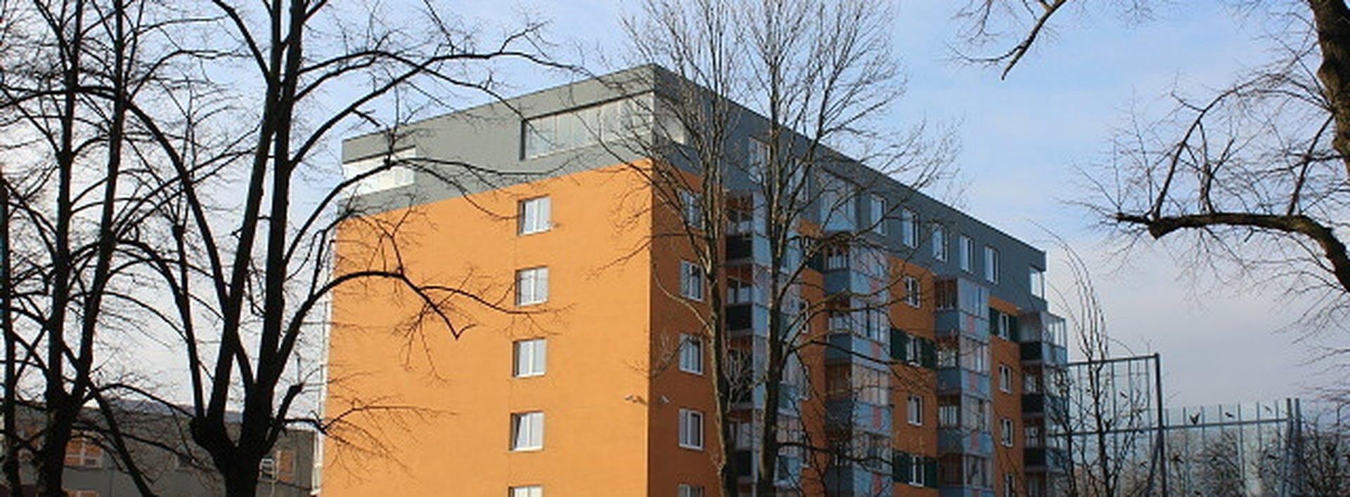 Prodej bytu 4+kk se zaskl. lodžií v OV s krytým gar. stáním, Americká, Liberec, Ev.č.: N48525